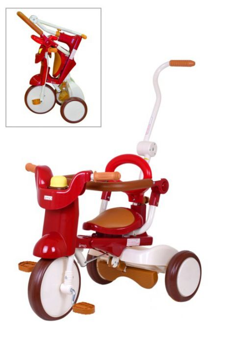 Ваше мнение!!!Велосипед 3-х колесный IIMO 2 складной