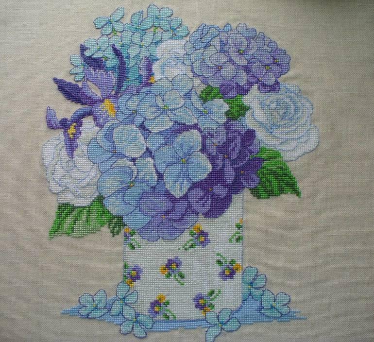Схемы для вышивки лесли тиер