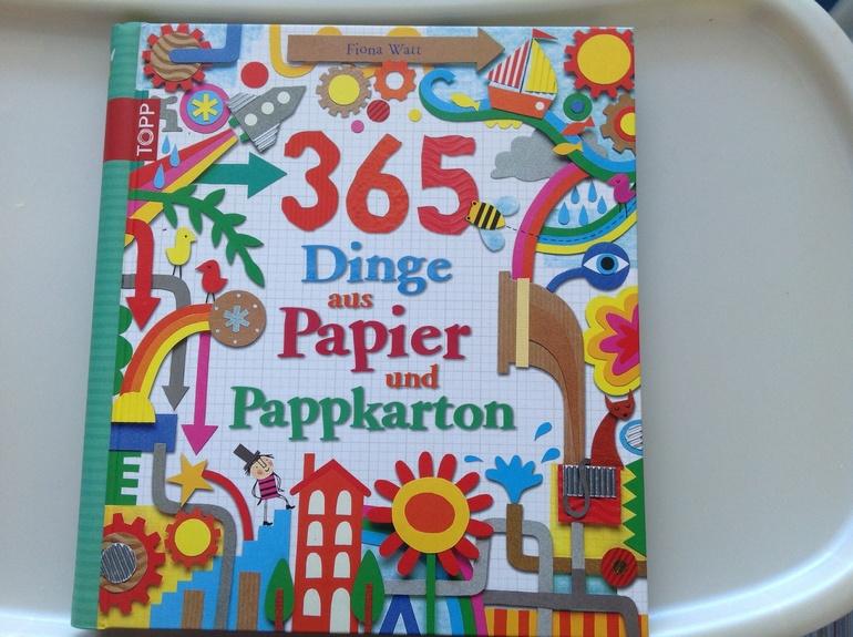 365 идей! Из бумаги и картона!