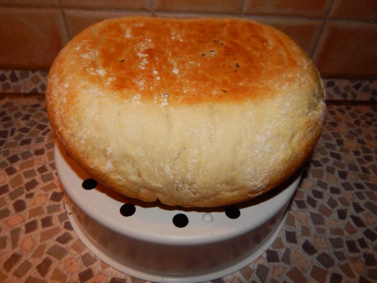 Хлеб в духовке и для мультиварки тоже)