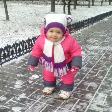 наш зимний костюмчик)