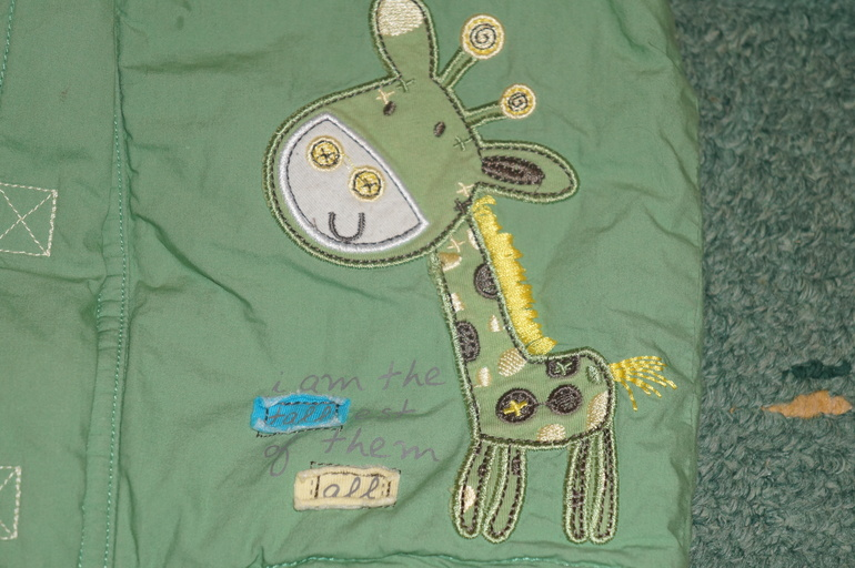 Куртка + штанишки весна -осень, утепленные.  80-86 см. 900р