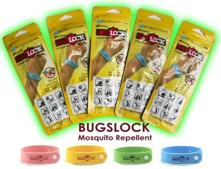 Браслеты от комаров GreenLuck и BugsLock - В наличии!