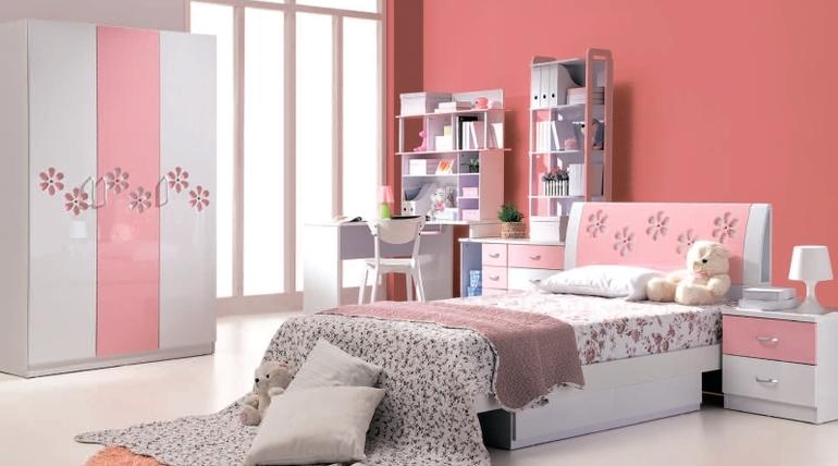 Детская комната Pinkflower TomyNiki