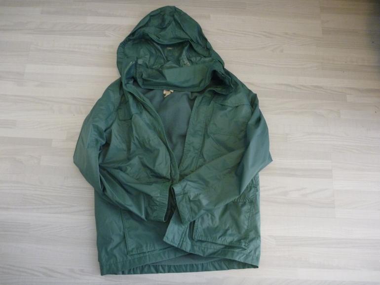 Демисезонная  куртка  Lands  end