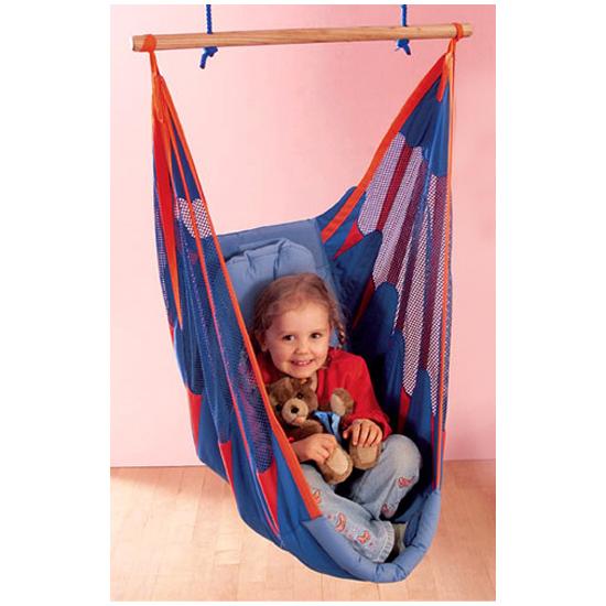 Детское кресло гамак своими руками