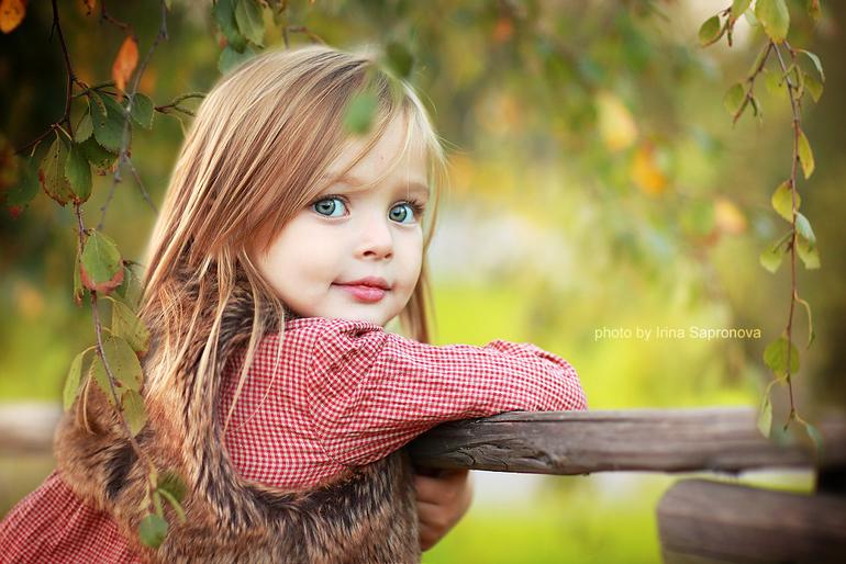 красивые картинки о детях зимой