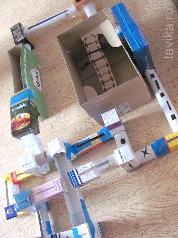 Как сделать игрушку для хомяка своими руками из картона