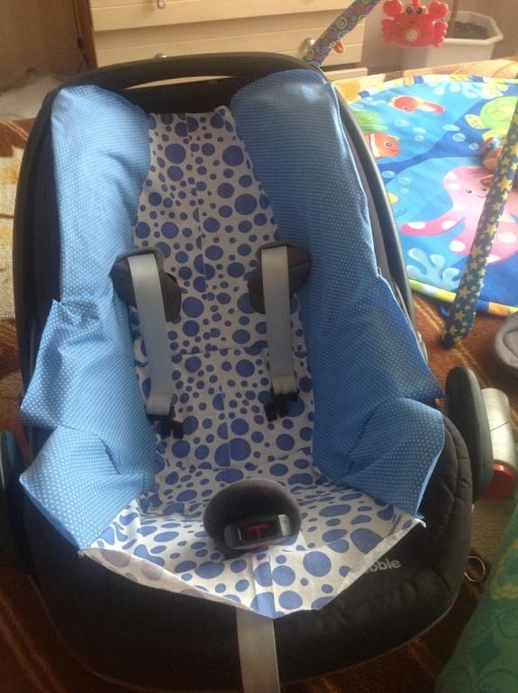 Как сделать автомобильное детское кресло своими руками 76