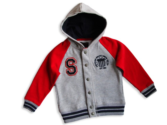 Куртка Бейсбольная Детская Купить В