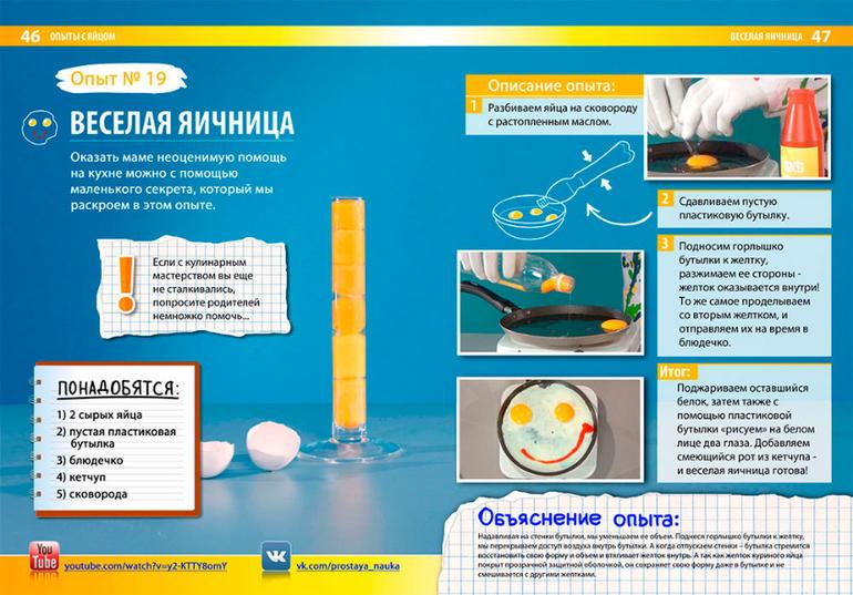 Интересный опыт по химии в домашних условиях 198