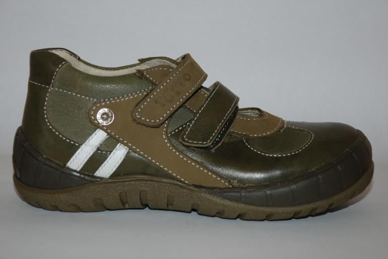 Ботинки и полуботинки Тотто для мальчика и девочки (размеры 21-30) в наличии.