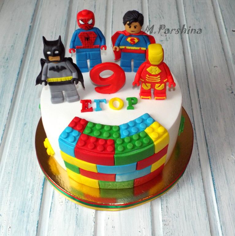 Лего-супер-герои