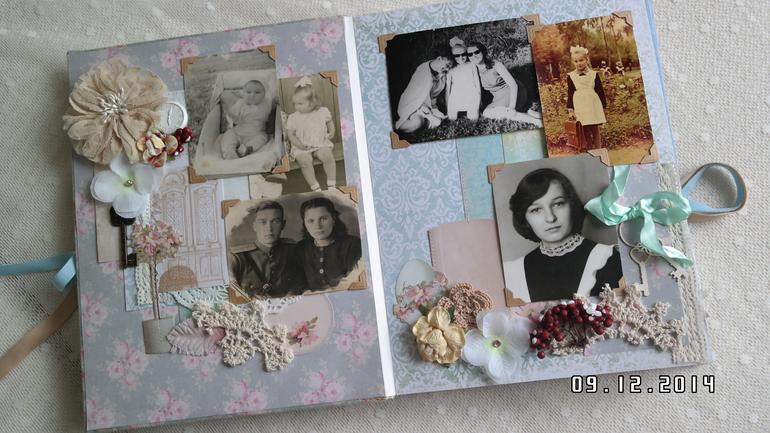 Альбом для мамы скрапбукинг своими руками 26