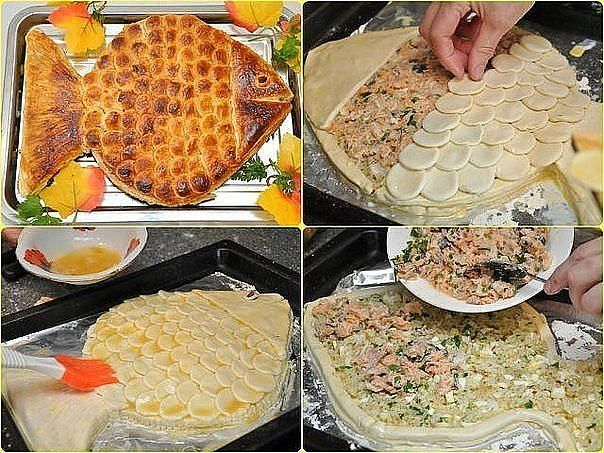 Как сделать пирог своими руками