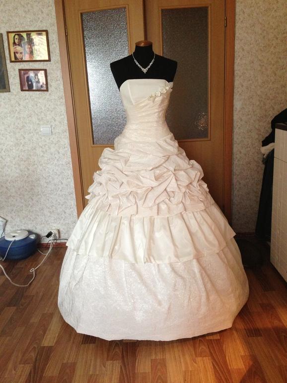 Купить Свадебное Платье В Москве На Авито