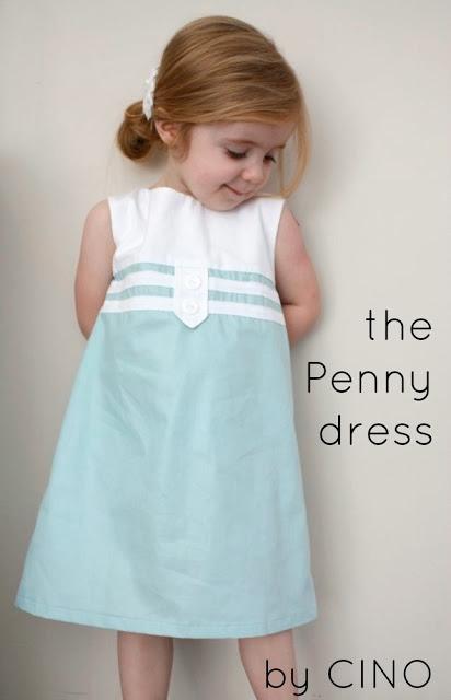 Красивое летнее платье девочке