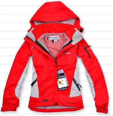 Женские мембранные куртки Columbia Titanium 3 в 1! Ликвидация коллекции! Цена 2500 рублей!