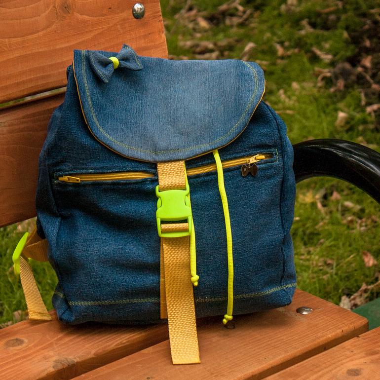 Рюкзак для мамы своими руками 36