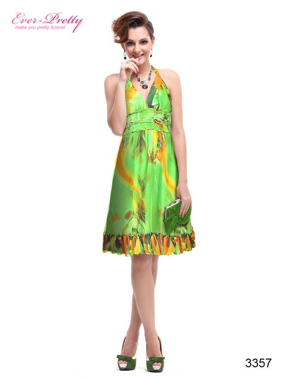 79059d49a6b В платье важно всё. Стройные женщины воспринимаются в подобном платье  сказочными феями