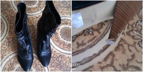 Женская обувь 36 размера, Б/У