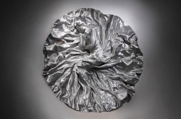 Скульптуры из алюминевой проволоки
