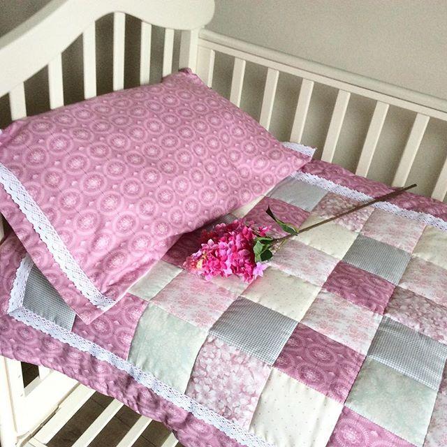 Как сшить покрывало на кровать из лоскутков 76