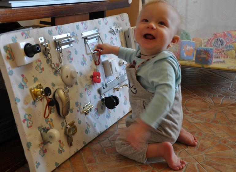 Бизиборд своими руками для мальчиков фото 82