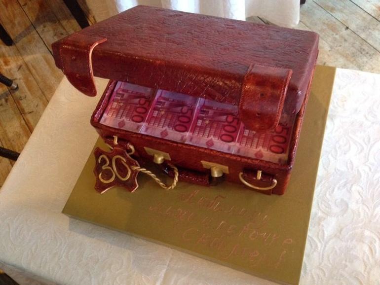 Тортик от Танечки