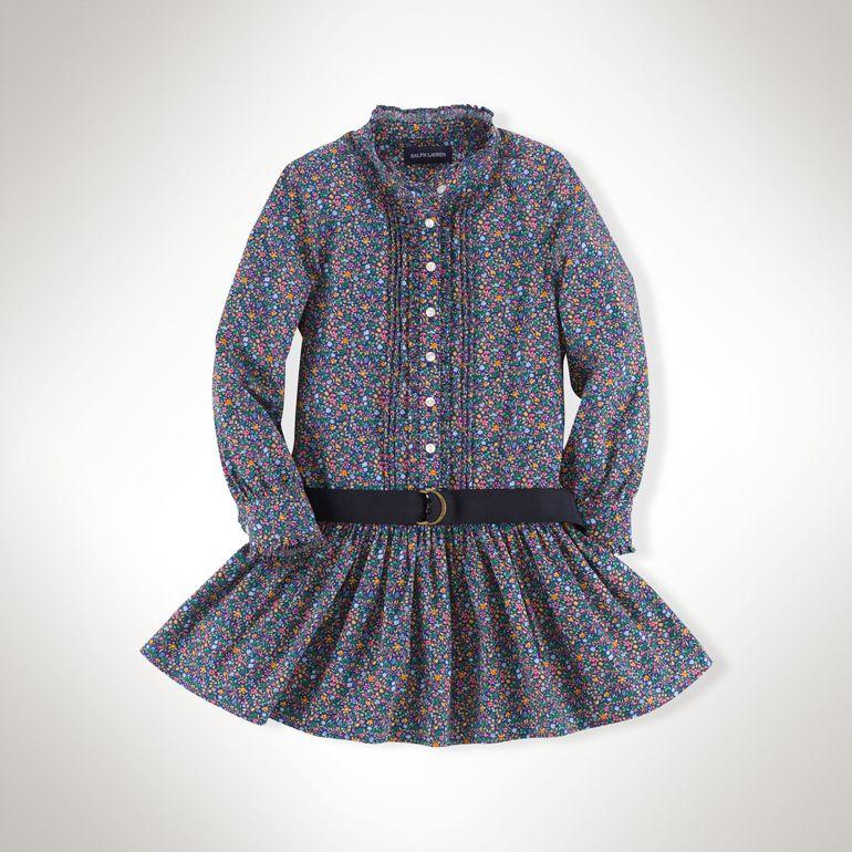 Новое платье Ralph Lauren, 4 года
