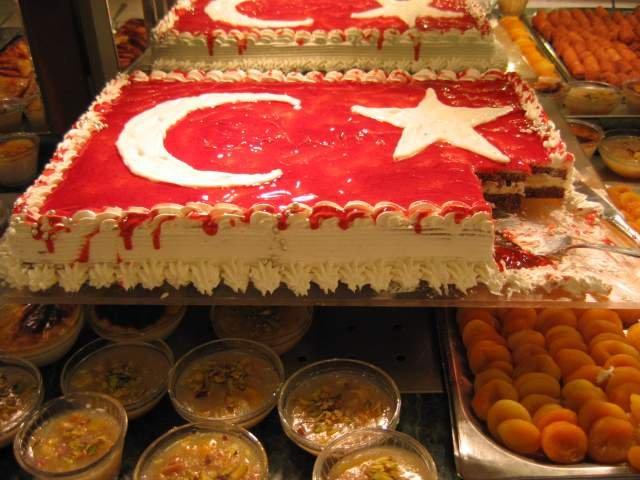 Турецкий торт рецепт фото