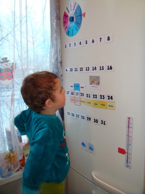 Календарь для Вовика