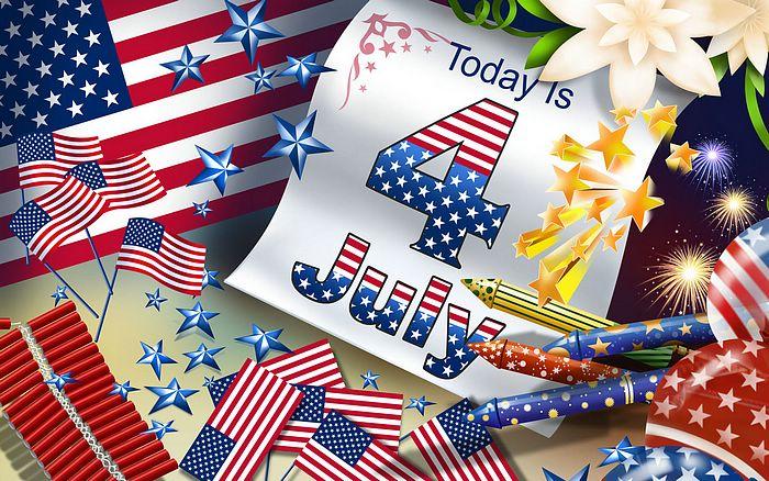 Сегодня День независимости США