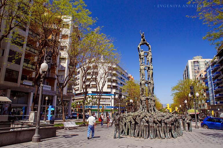 испания фото таррагона
