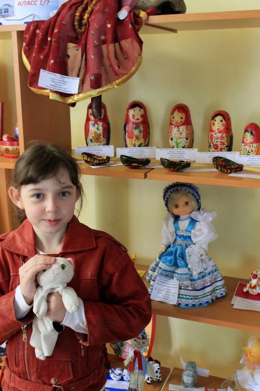 2й окружной конкурс-выставка детского и юношеского творчества