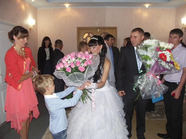 Свадьба сестренки