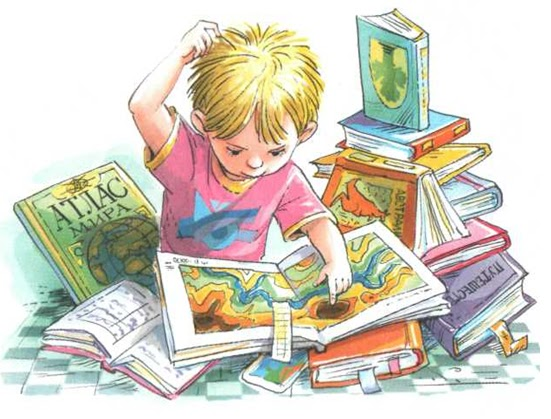 Детский  книжный  клуб
