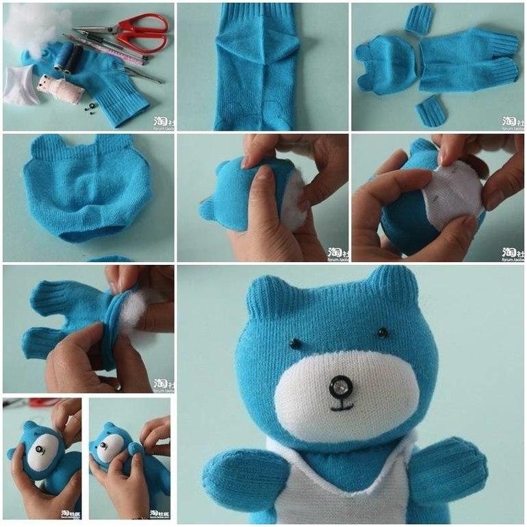 Как сделать игрушку своими руками картинки