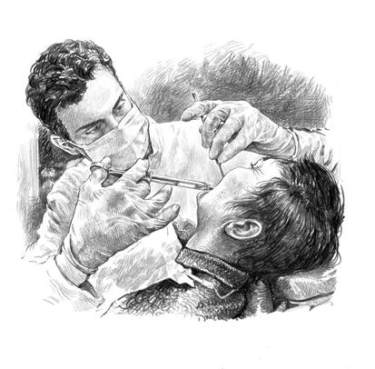 Больно ли удалять родинку на носу лазером