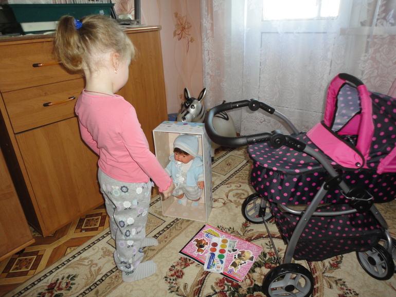 Подарки дочке на 4 года 9