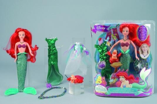 пористая кукла ариэль дисней русалочка поющая купить Comazo Немецкая компания