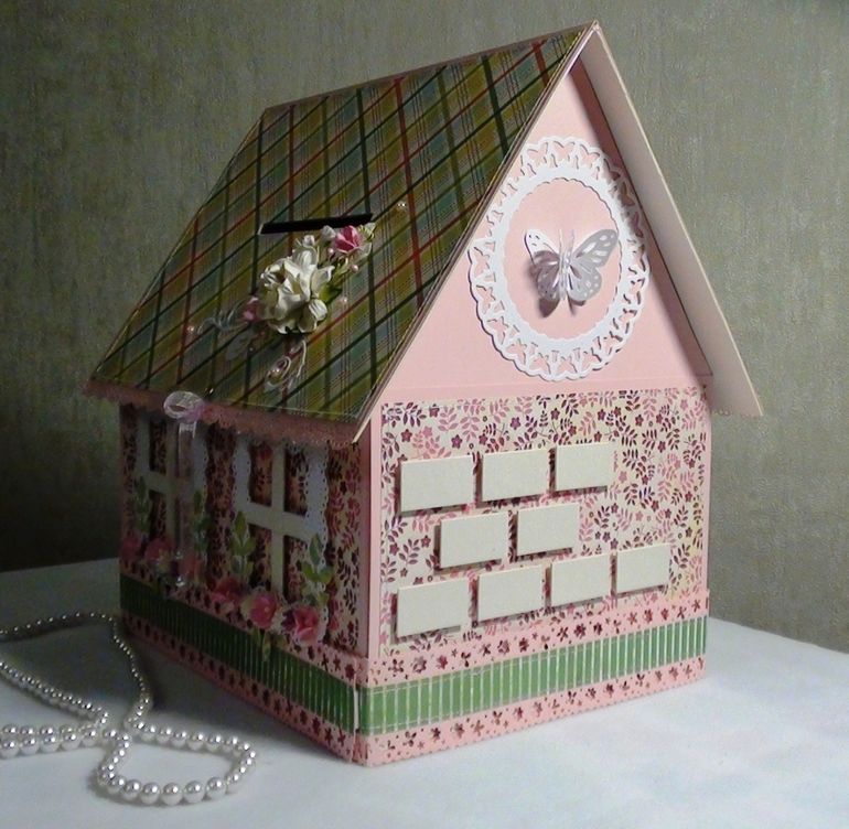 Свадебный дом своими руками 52