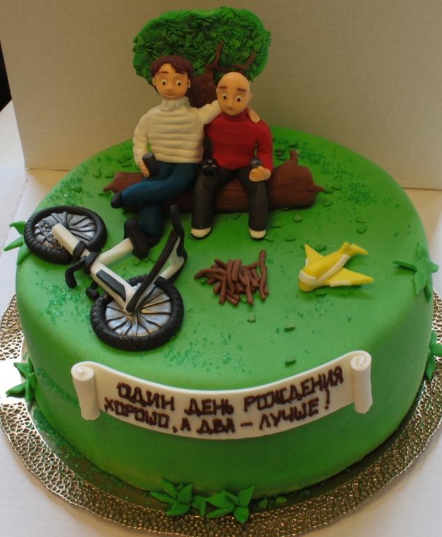 Фото торта для мужчин