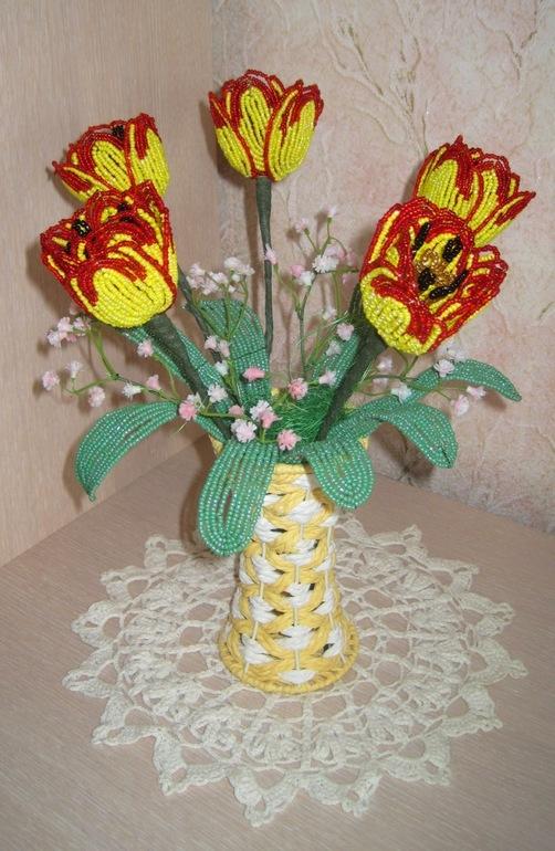 Тюльпаны.......