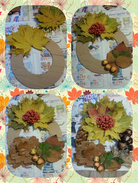 Осенний подарок своими руками 90