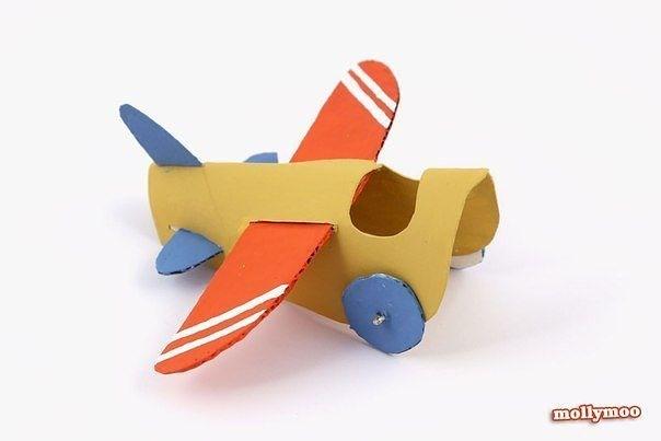 Самолетики для детей своими руками - МБДОУ детский сад 24