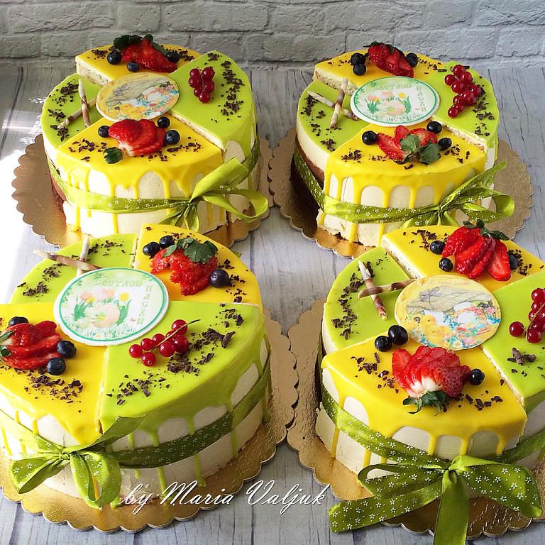 картинки торты на каждый день