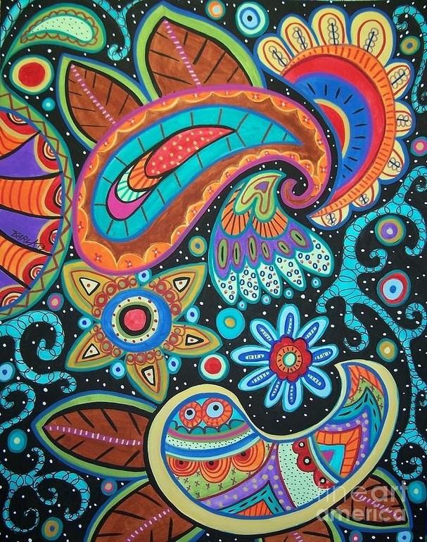 Раскраска сова на дереве