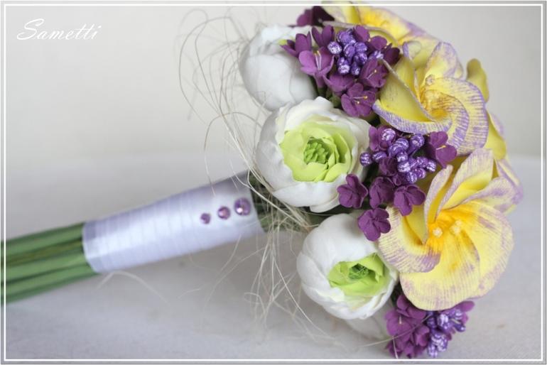 Дублер букета невесты своими руками 389