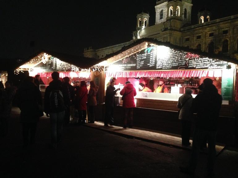 Рождественская Австрия - Вена + Зальцбург (декабрь 2013)